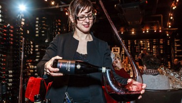 LISTED | Wine Director Joanne DiGeso Sheds Light On Bearfoot Bistro's 2000+ Label Cellar