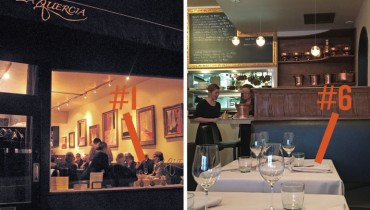 BEST SEAT IN THE HOUSE | Summer Table #1 & Winter Table #6 At West Side's La Quercia