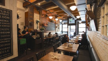 DINER | Victoria's Popular All-Day Breakfast Spot 'Jam Cafe' Opens Softly On Beatty Street
