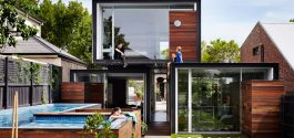 SPACED | Clever 'THAT House' In Melbourne Would Cut West Side Monsters Down To Size