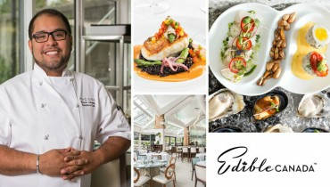 GOODS | Ancora Chef Ricardo Valverde Set To Prep Special Dinner At Edible Canada, May 10