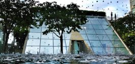 1,000 COOL THINGS ABOUT VANCOUVER | Arthur Erickson's Soothing Waterfall Building