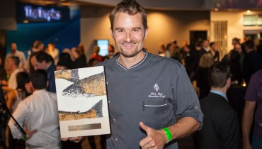 GOODS | Ned Bell Joins Vancouver Aquarium's Ocean Wise Culinary Team As Executive Chef