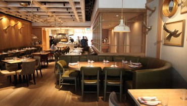 DINER | A Tour Inside The Highly Anticipated 'Nightingale' Before Tonight's Opening Service