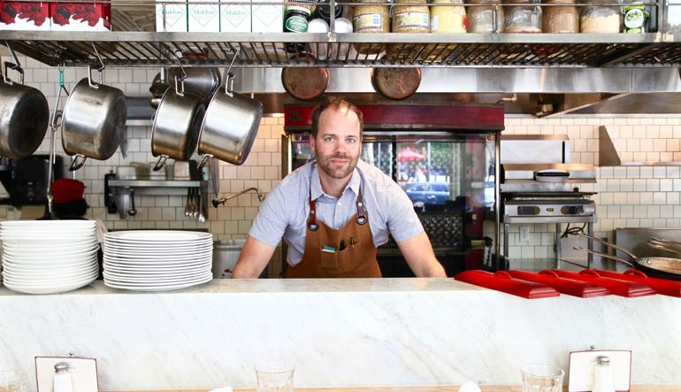 BIG INTERVIEW | Sea Monkey Shopping With Chef Tret Jordan Of Tableau & Homer St. Cafe