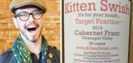 AWESOME THING WE DRANK #706 | Kitten Swish – 2014 'Target Practice' Cabernet Franc