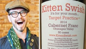 AWESOME THING WE DRANK #706 | Kitten Swish – 2014 'Target Practice' Cabernet Franc