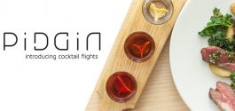 GOODS | Classic Cocktails Like Vieux Carre & Negroni Being Served Up In Flights At PiDGiN