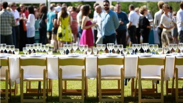 GOODS | Largest Single Longtable Dinner In BC History Announced By Araxi For August 21