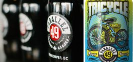 GOODS | Parallel 49 Brewing Launches Meyer Lemon Radler,  Second Brew In Tricycle Series