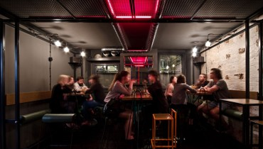 RESTAURANT PORN | Vancouver's West End Could Use Poznan's Underground Whisky Bar