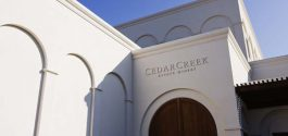 GOODS | CedarCreek Again Named Canada's Best At Top World Wine Awards In London, UK