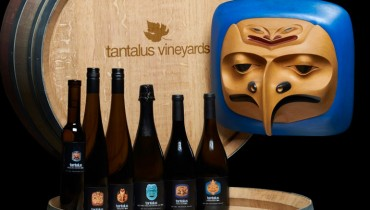 GOODS | Tantalus Vineyards' Latest Vintages Land On The Market, Drawing Critical Acclaim
