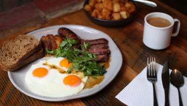 GOODS | Gastown's 'Wildebeest' To Open Early On Canada Day With Decadent Brunch Service