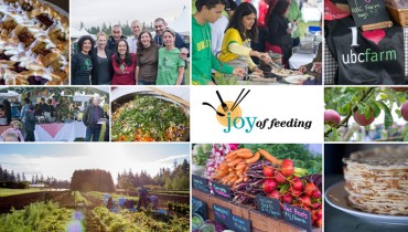 HEADS UP | Talented Home Cooks Gathering On June 25 For 'Joy Of Feeding' At UBC Farm