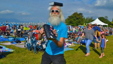 SEEN IN VANCOUVER #577 | Loving The Vibe Of The 39th Folk Fest Down At Jericho Beach