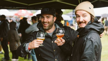 DRINKER | Reflecting On The Awesomeness That Was 'Farmhouse Fest' Out At UBC Farm