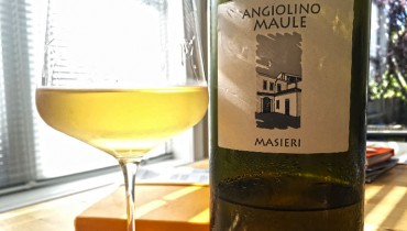 AWESOME THING WE DRANK #709 | Veneto's Excellent, Smashable Angiolino Maule Masieri