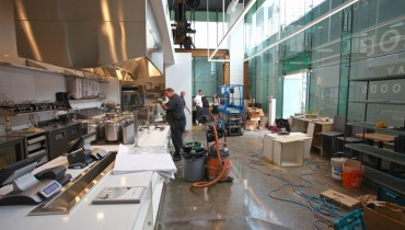 DINER | Voluminous New Location Of Tractor Foods Ready To Be Unveiled In Olympic Village