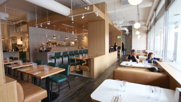 DINER | Chef Trevor Bird's New, 86 Seat 'Fable Diner' Launches Quietly At Main & Broadway