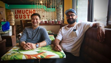 DINER | 36 Seat 'Lucky Taco' Opens Softly In Kitsilano, Replacing 'Supermarine' On Yew St.