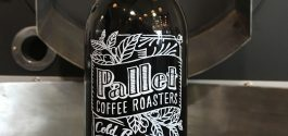 GOODS | 'Pallet Coffee' Celebrating Summer With BBQ, Cold Brew, And New Tasting Room