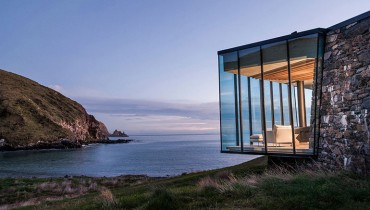 SPACED | Wanting This Private Retreat In New Zealand On A Wild, Remote Beach Of Our Own