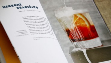 COOL THING WE WANT #488 | Cocktail Book Will Transport Readers To Rome With A Thirst