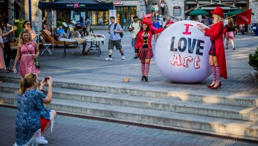 GOODS | Arts Whistler Shines A Spotlight On The Community Arts Scene With 'Fall For Arts'