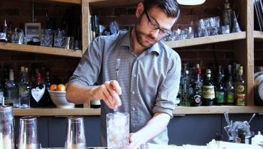 EXPATS REVISITED | Still Smarting From The Grexit: Catching Up With Barman David Greig