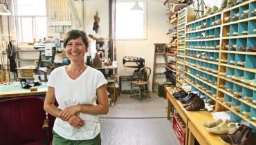 VANCOUVERITES | 7 Minutes With 'Westerly Handmade Shoes' Founder Renée Macdonald
