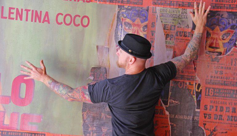 DEFINITIVE RECORDS   Cuchillo Chef/Owner Stuart Irving Chooses His 3 Favourite Albums