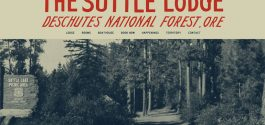 HEADS UP | Ace Owners Open Rustic 'Suttle Lodge' In Oregon's Deschutes National Forest