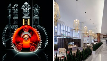 GOODS | 'Royal Sazerac' Cocktail Debuts In The Lobby Lounge, Now A LOUIS XIII 'Fortress'