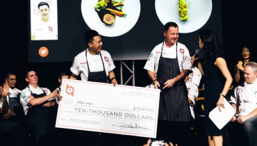 GOODS | 'West' Sous Chef Alex Hon Wins Top Prize At Hawksworth Young Chef Scholarship