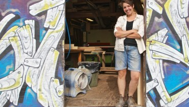 BIG INTERVIEW | 51 Questions & A Beer With Woodworker/Furniture Designer Kate Duncan