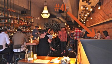 BEST SEAT IN THE HOUSE | Superb Sightlines From Table #41 At West Hastings' Wildebeest