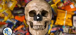 SMOKE BREAK #1185 | How Much Halloween Candy Would Kill A Person? About 262 Pieces