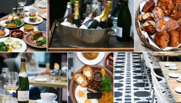 GOODS | Gastown's L'Abattoir Brightens Fall Weekends With 'Bubbles At Brunch' Specials