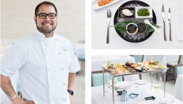 GOODS | 'Ancora Waterfront Dining' Set For Caviar Festival & New Prix Fixe Menu Launch