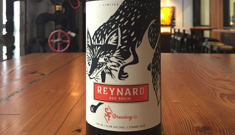 AWESOME THING WE DRANK #712 | Barrel-Aged 'Reynard' Oud Bruin By Strange Fellows