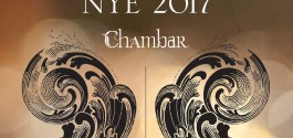 GOODS | Chambar Set For Infamous Evening Of 'Civilized Debauchery' This New Year's Eve