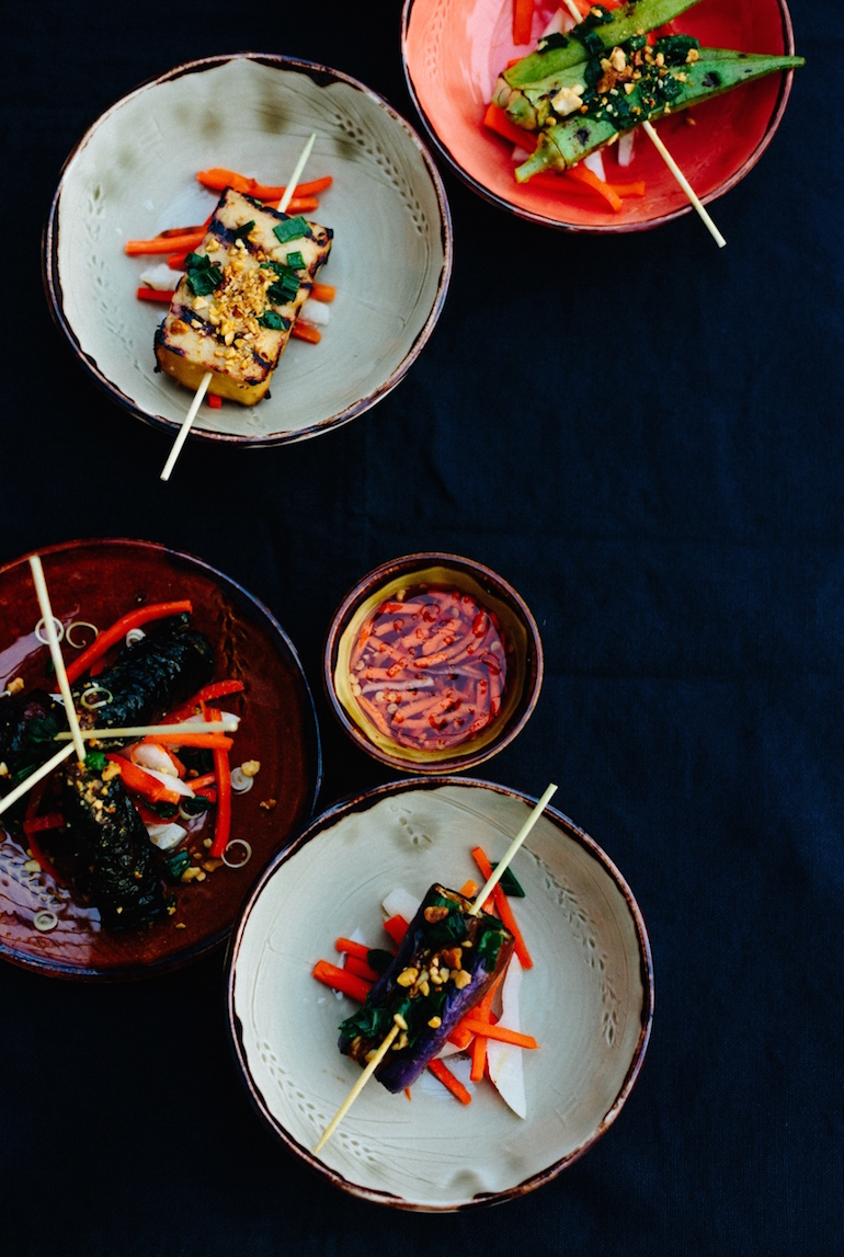 19. Lui Nuong_Grilled skewers [photo by Vy Tran Photography]