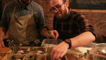 GOODS | Josh Blumenthal Is The New Chef At Bodega Ridge – Winter Feast Set For Jan. 21st