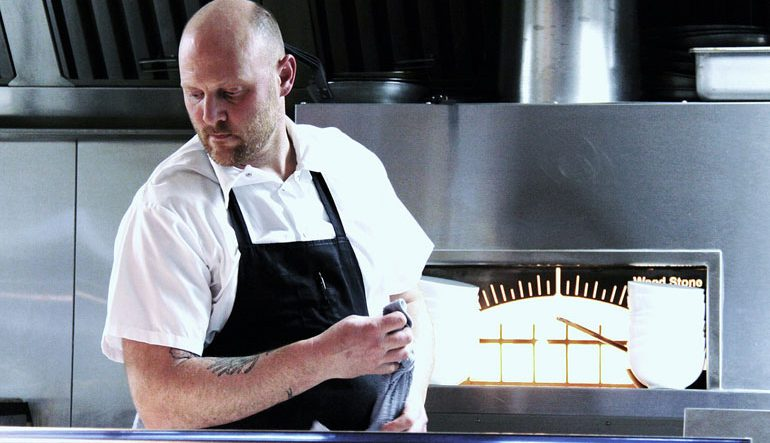 DEFINITIVE RECORDS | The 3 Albums Behind The Tastes Of 'Miradoro' Chef Jeff Van Geest
