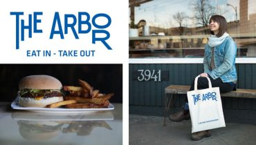 GOODS   Branded Canvas Totes For First 500 Take-Out Orders At The Arbor, Starting Jan. 6