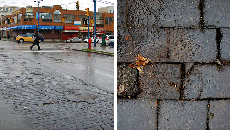 YOU SHOULD KNOW | Our City Streets Were Once Paved With These Little Wooden Blocks