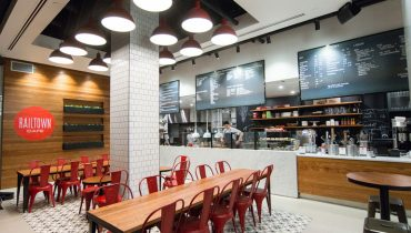 OPPORTUNITY KNOCKS | Howe St. Location Of 'Railtown Cafe' On Hunt For F/T Line Cook