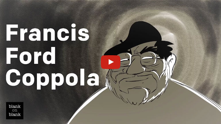 SMOKE BREAK #1192 | Animated Interview With Francis Ford Coppola On Death, Solitude