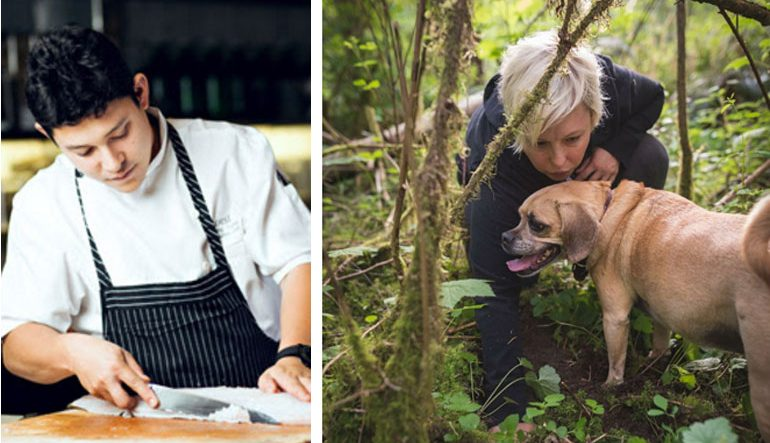 GOODS   Forager's Dinner Featuring Chef Quang Dang Set For Feb. 6 At West Restaurant